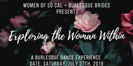 Burlesque Dance: Exploring the Woman Within tickets