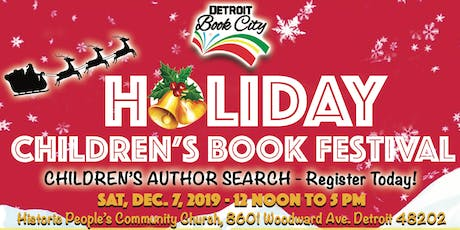 DBC's Holiday Children's Book Festival 2019 tickets