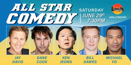 Ken Jeong, Dane Cook and more - All-Star Comedy! tickets