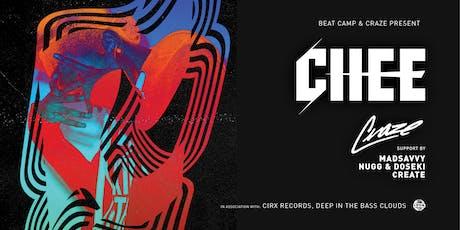 Chee + Dj Craze (1306 Miami) tickets