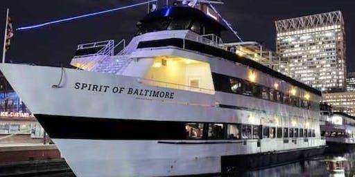 Dine, Dance & Fellowship on The Spirit of Baltimore