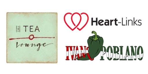 Latin Love Experience: Ivano Pablano Summer Fiesta (featuring Heart-Links)
