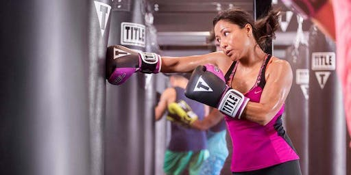 Kickboxing Class - Total Body Workout (FREE SESSION)