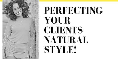 Natural Hair:Stylist Training tickets