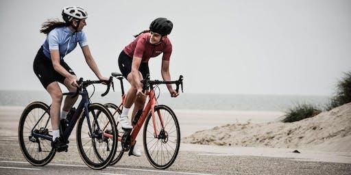 Women's Sweat it Out (Rogers ride)