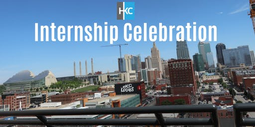 Internship Celebration - PLEASE NOTE THIS EVENT HAS CHANGED!