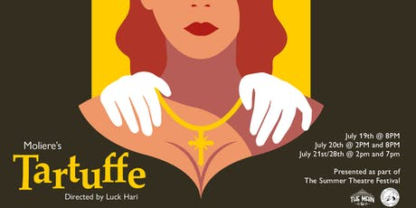 Tartuffe by Moliere tickets