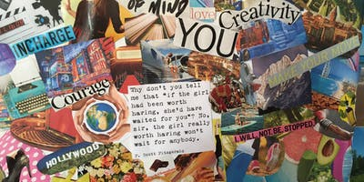 Vision Board and Empowerment Workshop (Grades 6-12)
