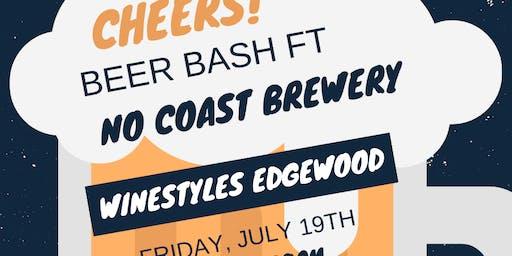 Beer Bash ft. No Coast Brewery