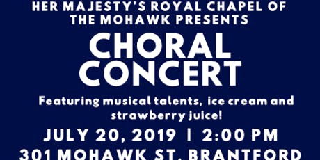Canada's oldest Church to host the Choral Concert tickets