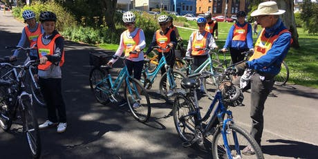 SF Bicycle Coalition Adult Learn to Ride Workshop tickets