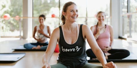 Own a barre3 Studio: Resale Info Session tickets