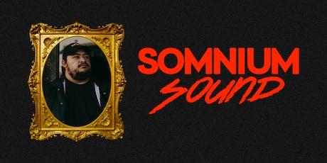 Somnium Sound x Orange County tickets