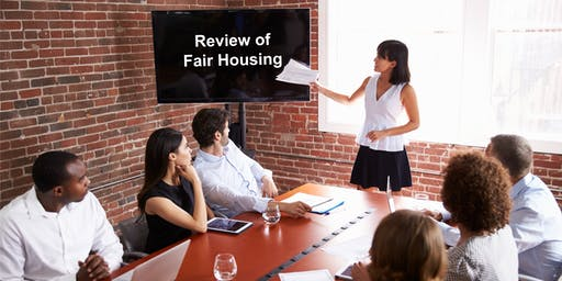 Review of Fair Housing