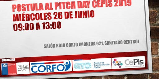 Pitchday CEPIS 2019
