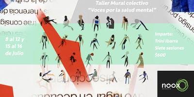 Taller Mural colectivo