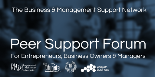 Business & Management Peer Support Forum - 23rd July 2019