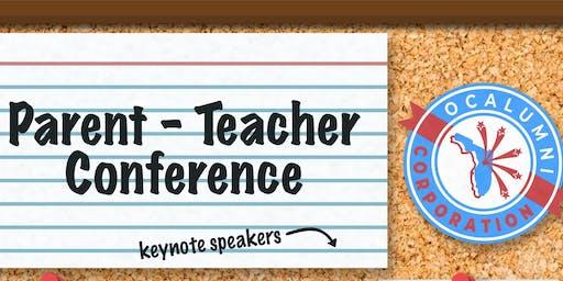 Ocalaumni Corporation Present: Parent-Teacher Conference