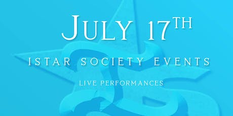 Istar Society Events tickets