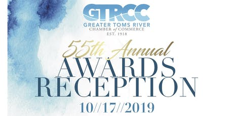 55th Annual Awards Reception tickets