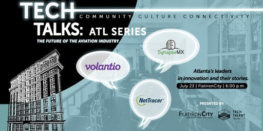 Tech Talks: ATL Series - The Future of the Aviation Industry