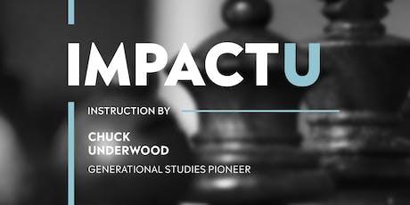 ImpactU / Generational Workforce Strategies tickets