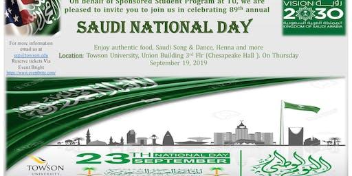 Saudi national day 2019