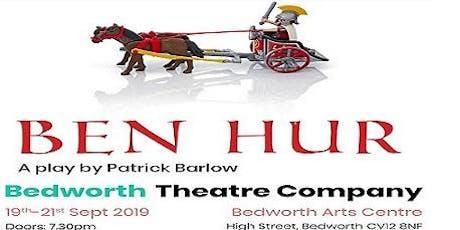 BTC presents Ben Hur tickets