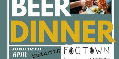 Marsh Island Brewing Beer Dinner