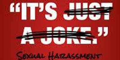 Mandatory Sexual Harassment Prevention Training for EMPLOYEES