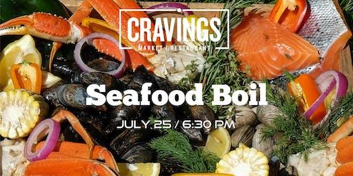 Seafood Boil 2019