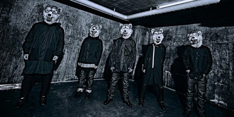 MAN WITH A MISSION @ GAMH tickets