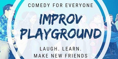 Improv Playground: Comedy for Everyone tickets