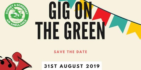 Gig on the Green tickets