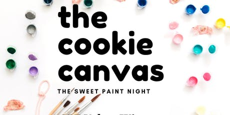 The Cookie Canvas- An Edible Masterpiece tickets