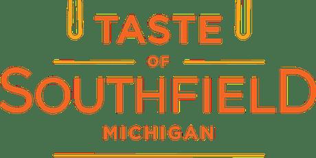 Taste of Southfield  tickets