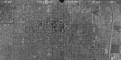 Georeferencing Mapathon: Historic Aerial Photos