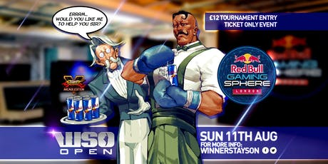 WinnerStaysOn Open August at Red Bull Gaming Sphere tickets