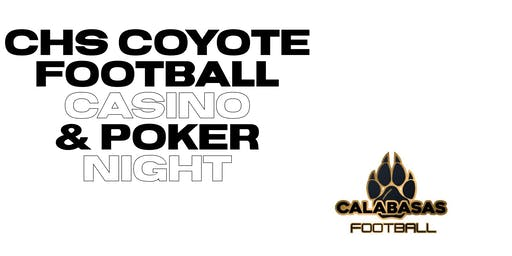 Coyotes Casino Night
