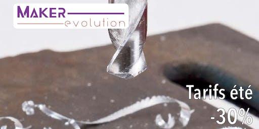 MakerEvolution Cours mécanique I