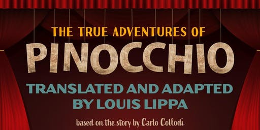 The True Adventures of Pinocchio