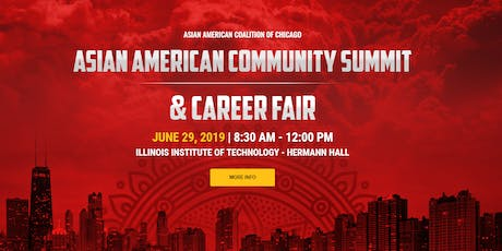 AACC AAPI Community Summit & Career Fair tickets