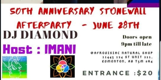 50th Anniversary Stonewall Afterparty