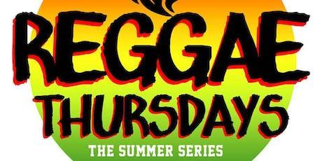 REGGAE FREE THURSDAYS + Rockers Room  presents REGGAE ON SUNSET tickets