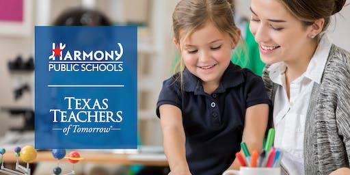 Teach at Harmony Public Schools