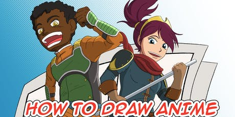 How to Draw Anime! tickets