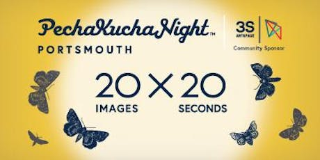 PechaKucha Night Portsmouth #38 tickets