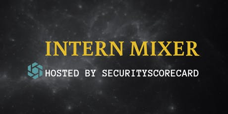 Intern Mixer tickets