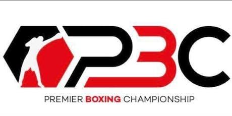 Durham Premier Boxing Championship tickets
