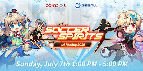 Soccer Spirits Los Angeles Meetup 2019 tickets